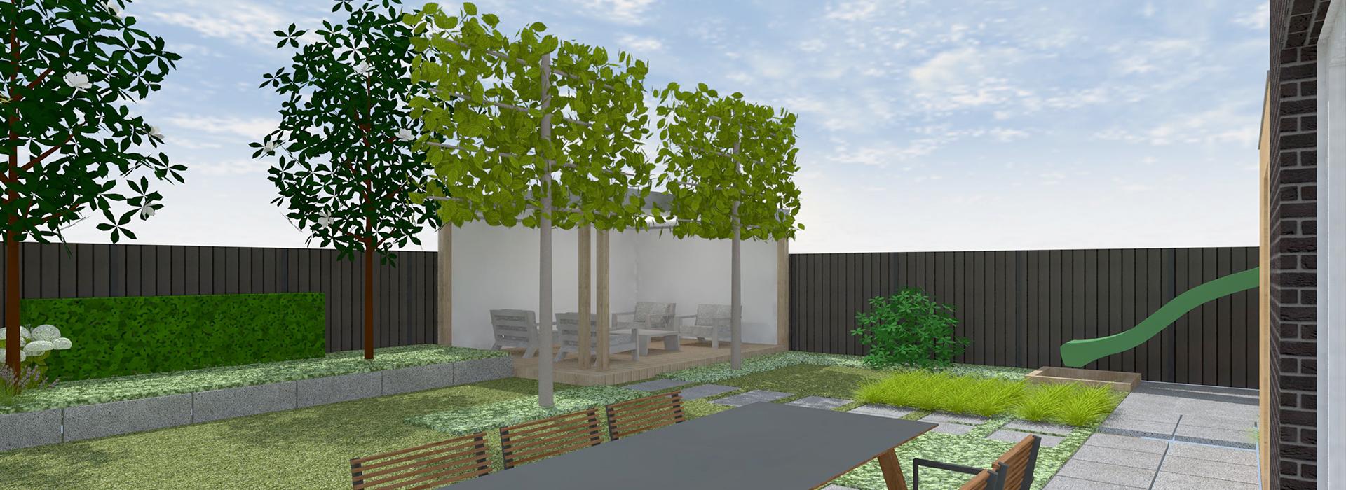 Programma tuin stunning d tuin ontwerpen sander langkamp for Tuin programma