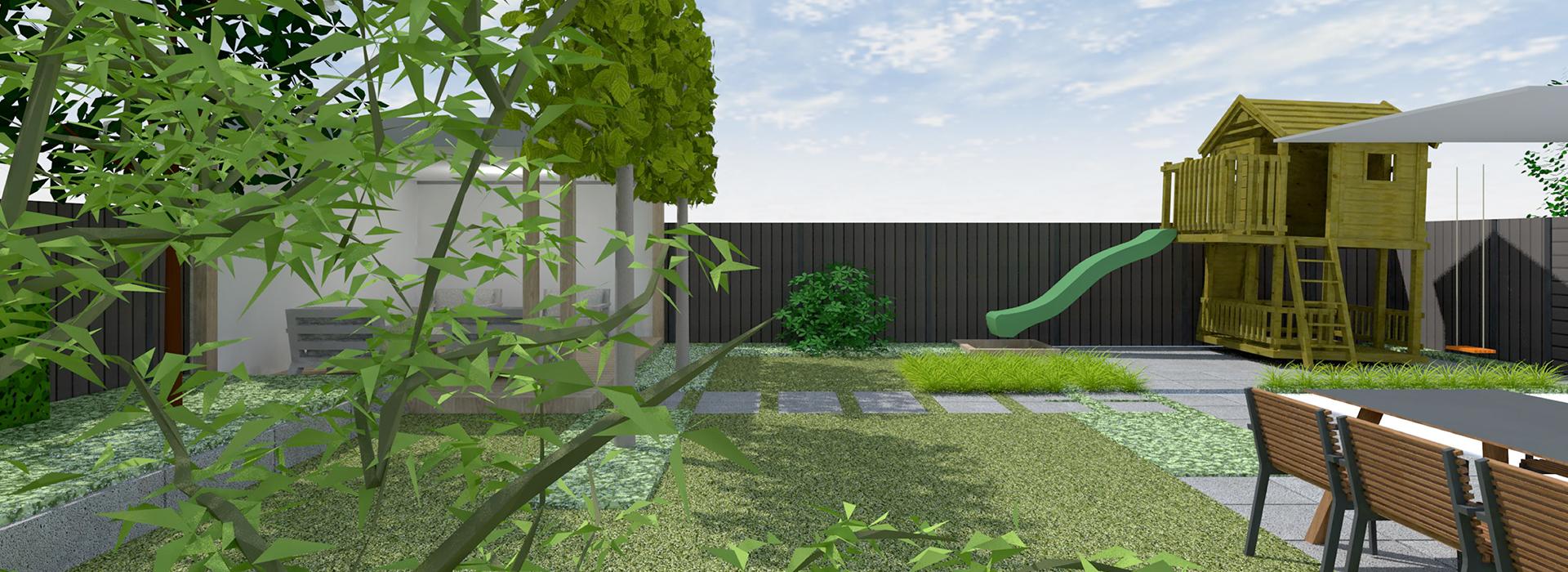 3d tuin ontwerpen hoveniersbedrijf sander langkamp for 3d tuin ontwerpen